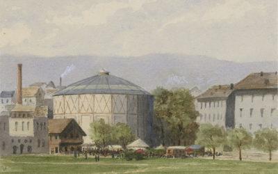 Retour sur les panoramas à Genève en 1900