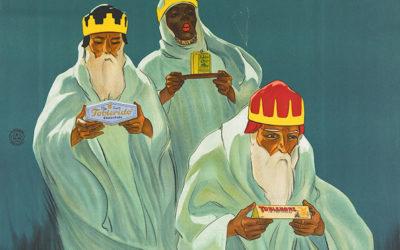 Les trésors des Rois mages