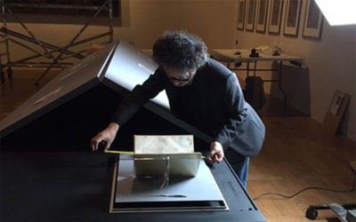 La Bibliothèque de Genève au Louvre