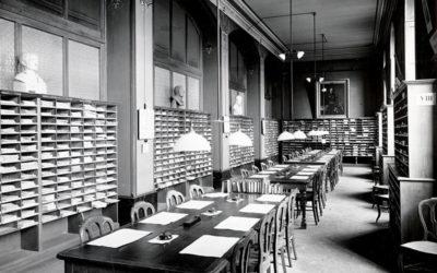 Aménagements aux Bastions (2): zoom sur la Salle des périodiques