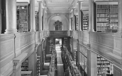 Aménagements aux Bastions (1/5): zoom sur la Salle du Catalogue