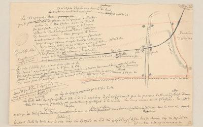 Nouveau dépôt de manuscrits à la Bibliothèque de Genève: papiers de Louis-Albert Necker et Ferdinand de Saussure