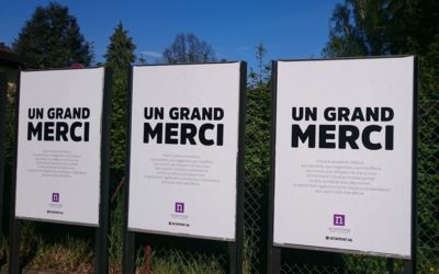 Campagne d'affichage silencieuse