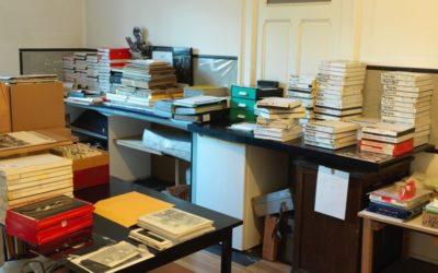Fonds Dany Gignoux (2): pourquoi ce fonds arrive-t-il à la Bibliothèque de Genève?