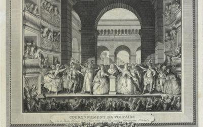 Voltaire est mort, vive Voltaire!