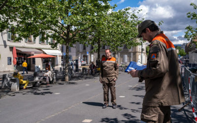 Reportages photos #COVID /  3 : mobilisations