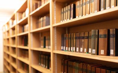 La Bibliothèque a de la suite dans les rayons