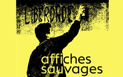 Affiches sauvages