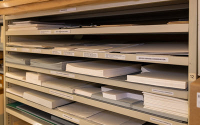 Conservation: matériaux et conditionnement (1)