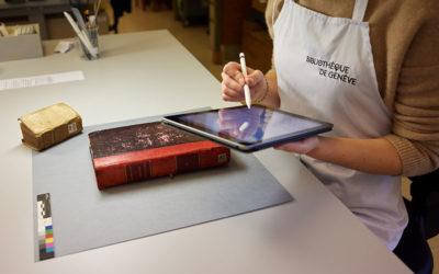 Prêts aux expositions (2): du côté de l'atelier de restauration