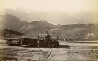 Genève au fil du temps: Rigi