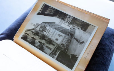 Les archives de l'Imprimerie Kundig