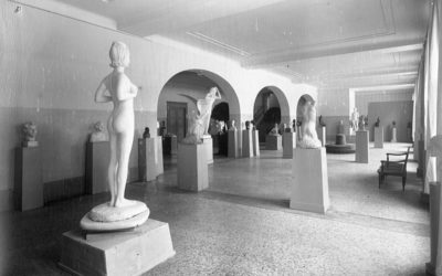 Genève au fil du temps: l'exposition municipale des Beaux-Arts