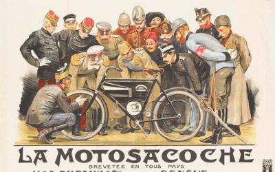 Genève au fil du temps: motosacoche
