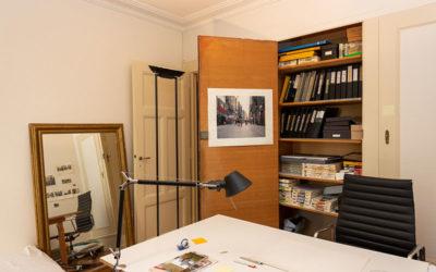 Fonds Jean-Marc Meunier (2): son entrée au Centre d'iconographie
