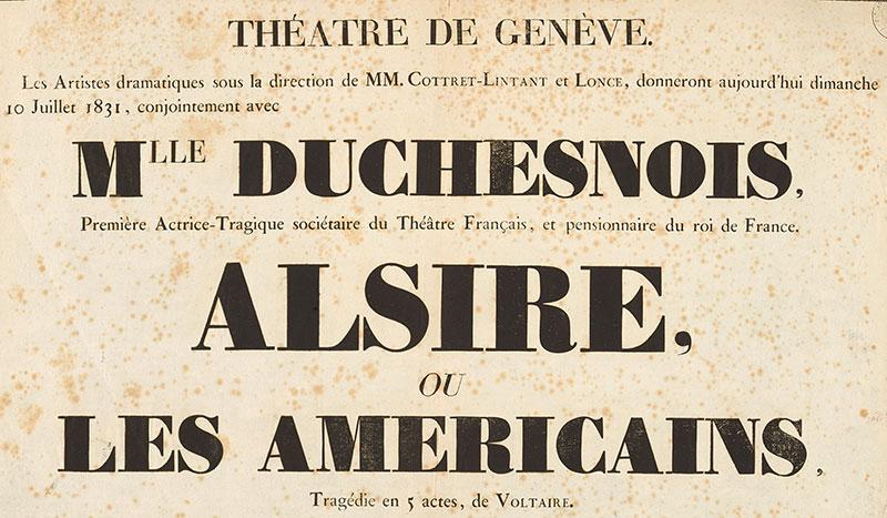 De La Musicale aux Bastions